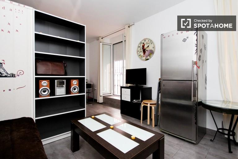 Stilvolle Studio-Wohnung zur Miete im Zentrum von Granada