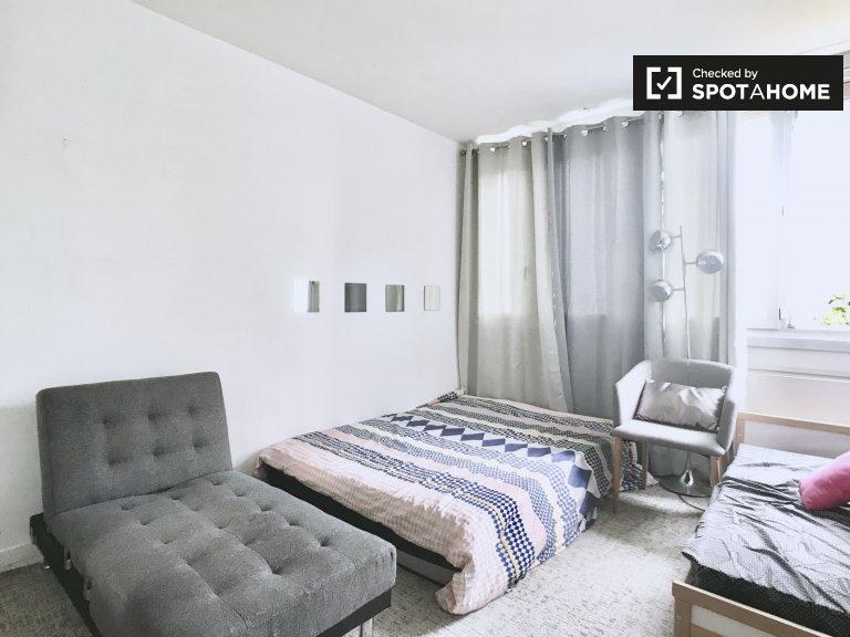 Zimmer in 3-Zimmer-Wohnung in Villeneuve-Saint-Georges