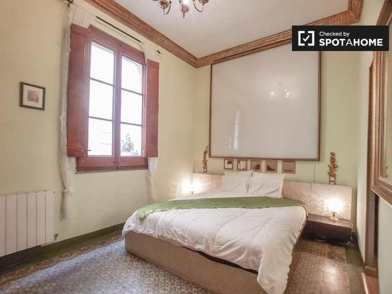 Semi-independent studio for rent in Barri Gòtic, Barcelona