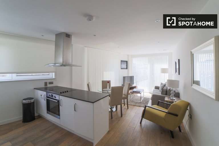 2-Zimmer-Wohnung zur Miete in Greenwich, London