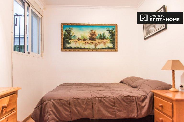 Innenraum in einer 2-Zimmer-Wohnung in Jesús, Valencia