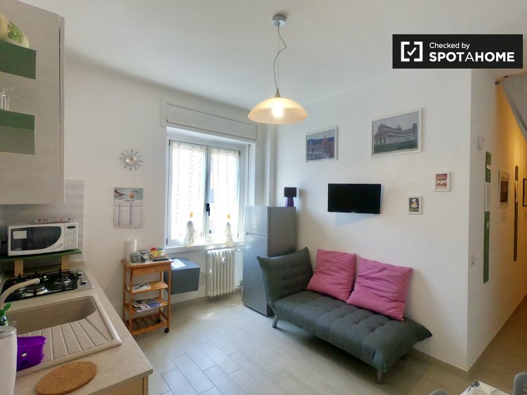Apartment with 1 bedroom for rent in Greco, Milan