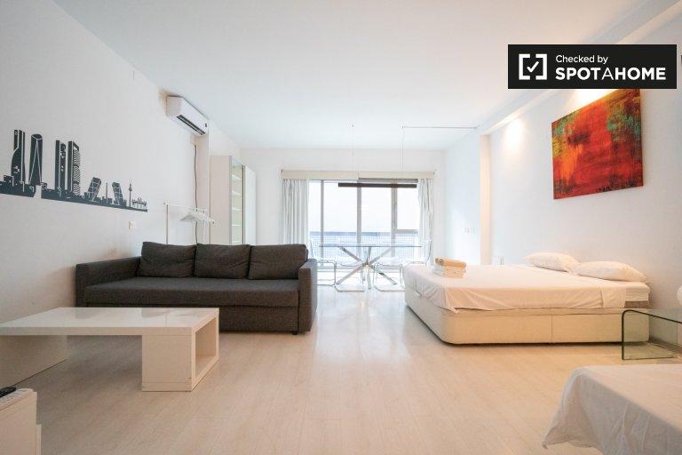 Monolocale in affitto a Sanchinarro, Madrid