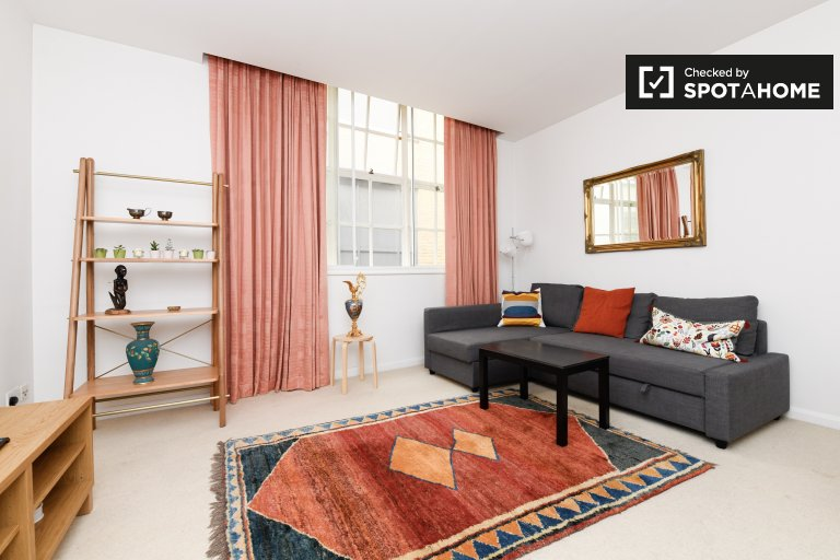 Charming 1-bedroom flat to rent in Blackfriars, London