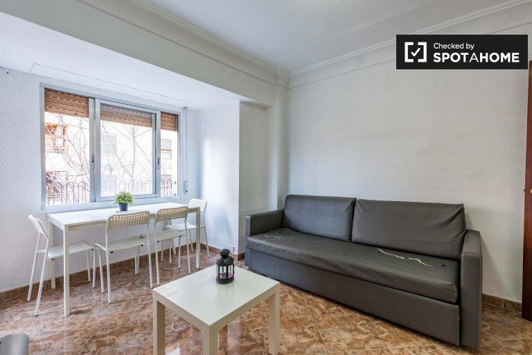 4 yatak odalı kiralık daire Patraix, Valencia