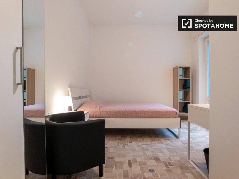 Zimmer zu vermieten in 2-Zimmer-Wohnung in Villapizzone, Mailand
