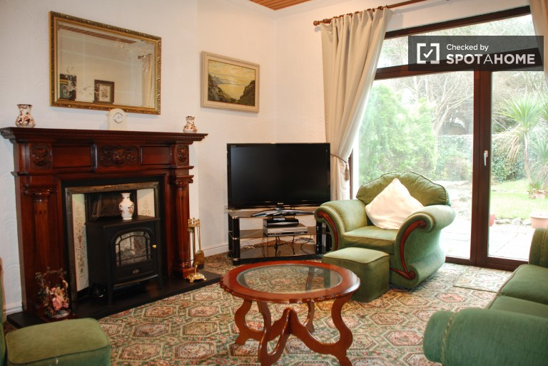 Luxury 4 Bedroom House With Sauna and Garden for Postgraduates and Professionals in Raheny - North Central Dublin
