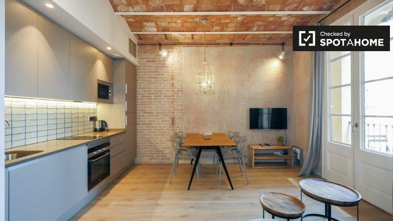Sant Antoni, Barcelona'da kiralık 2 yatak odalı daire