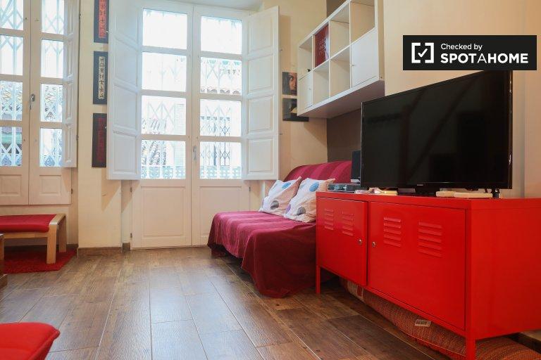 appartement 1 chambre à louer à Poblats Marítims, Valencia