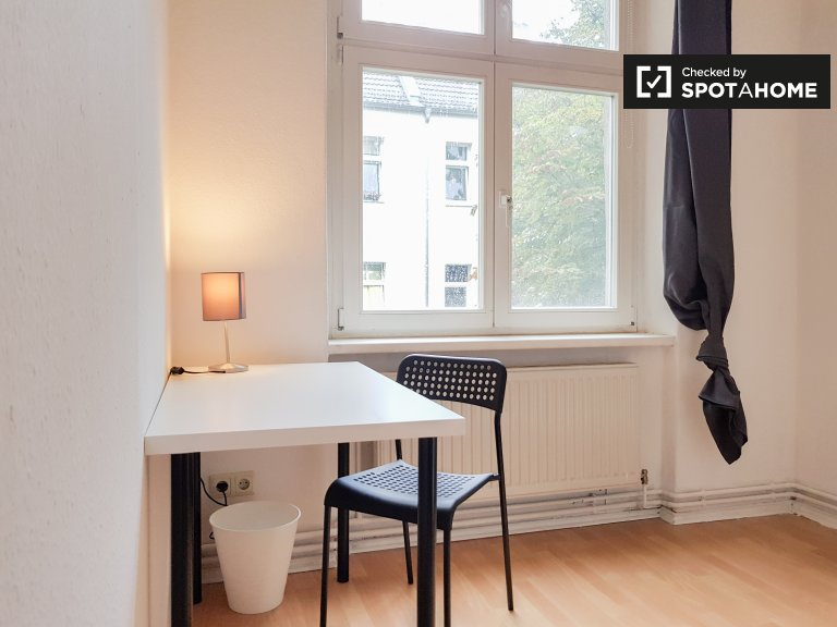 Spacious room for rent in Pankow, Berlin
