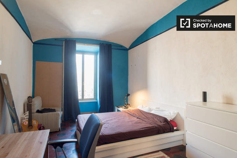 Equipped room in apartment in Rome City Center Termini, Rome
