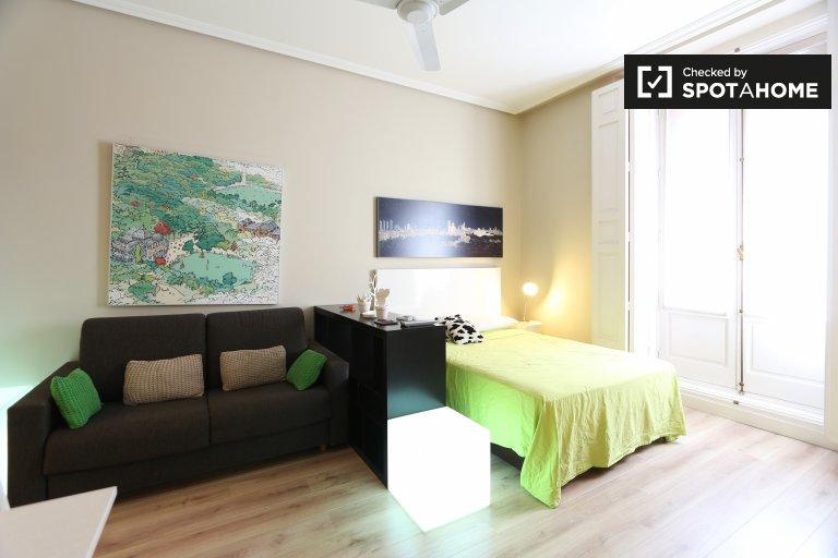 Elegante estudio en alquiler en Centro, Madrid
