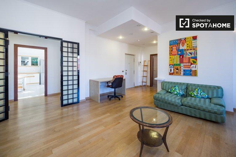 Apartamento de 2 dormitorios en alquiler en Calvairate, Milán