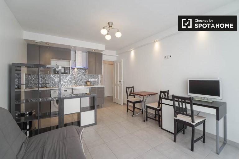 Modern 1-bedroom apartment for rent near metro in Paris, 11