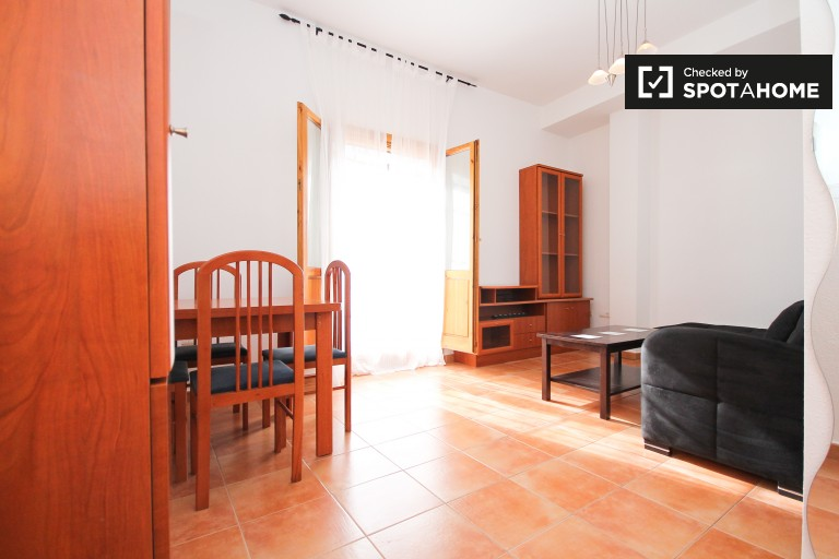 Cosy 1-bedroom apartment for rent in stunning Albaicín