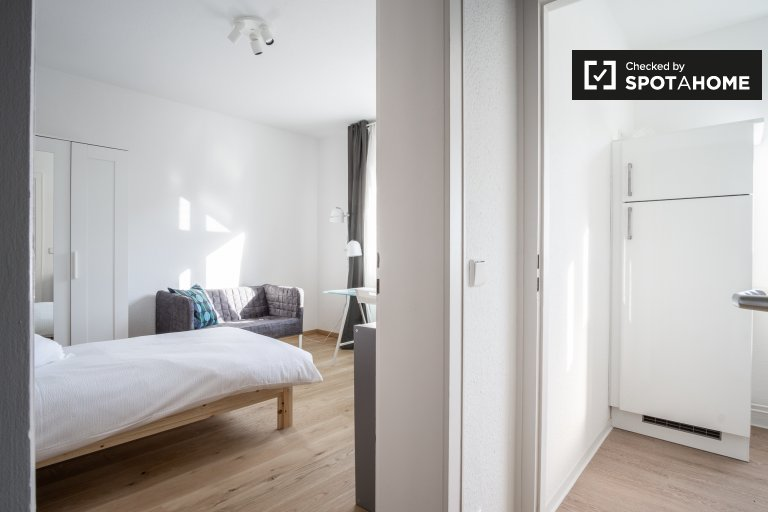 Quarto para alugar, apartamento de 4 quartos, Treptow-Köpenick