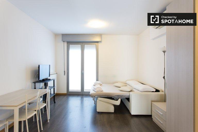Studio compact à louer à Bovisa, Milan