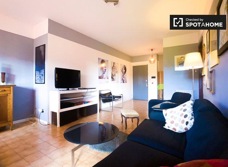 4-Zimmer-Wohnung zur Miete in Corviale, Rom