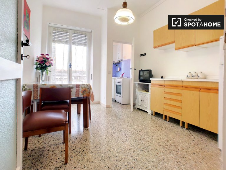 2-bedroom apartment for rent in Affori, Milan