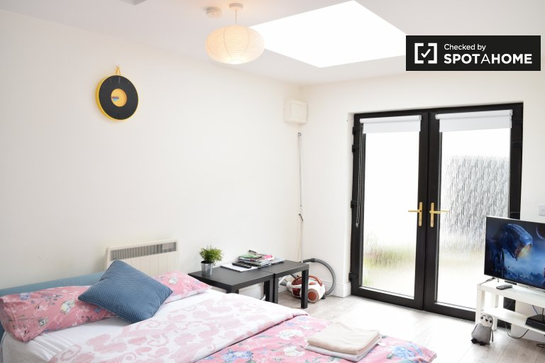 Casa de 1 quarto para alugar em Raheny, Dublin