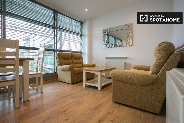 2-pokojowe mieszkanie do wynajęcia w North Inner City, Dublin