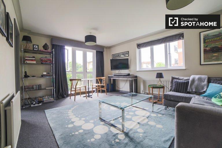 Riverside 1 chambre appartement à louer à Chiswick, Londres