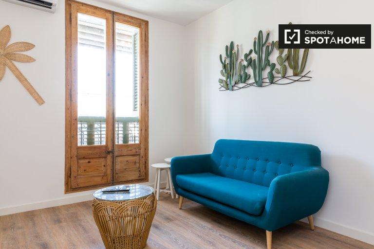 Apartamento de 2 dormitorios en alquiler en l'Eixample Dreta