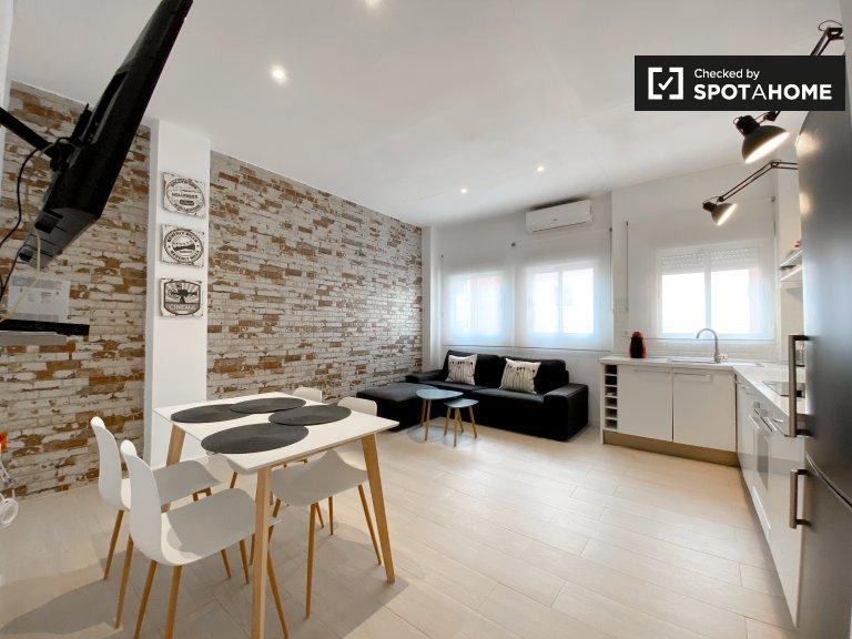 Superbe appartement de 3 chambres à louer à Eixample, Valence