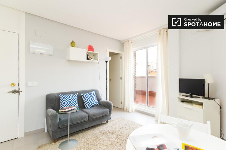 Appartamento in affitto a desiarable Salamanca, Madrid 1 camera da letto