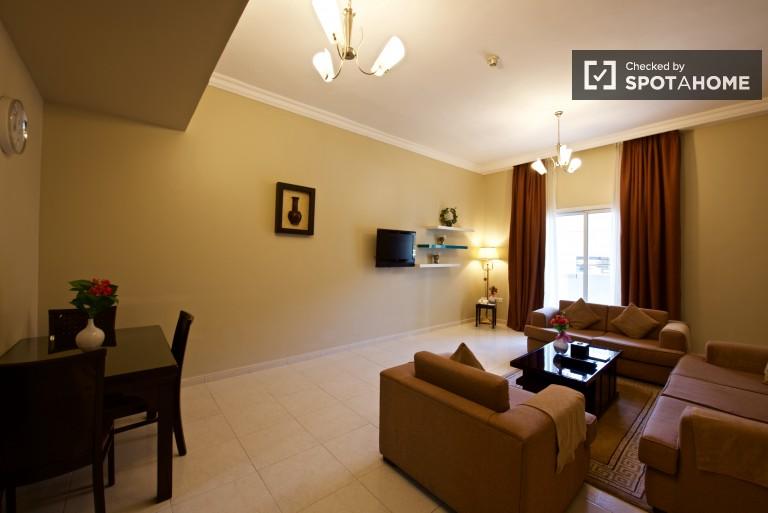1-bedroom apartment for rent - Deira, Dubai