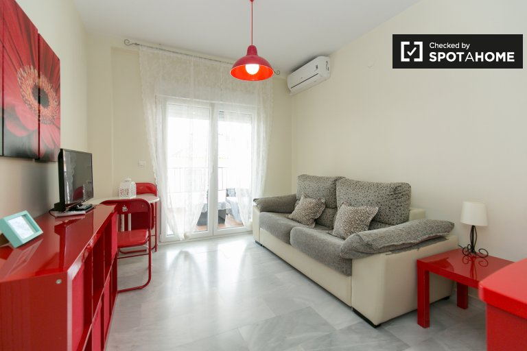 1-bedroom apartment with terrace for rent in San Miguel Alto