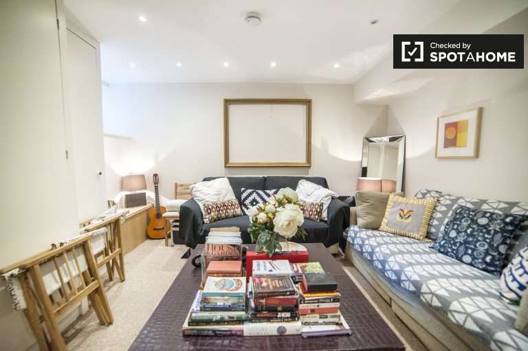 Cosy 3-bedroom house for rent in Southwark