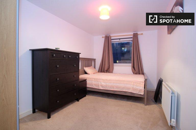 Quarto para alugar em apartamento de 2 quartos em Woolwich, Londres