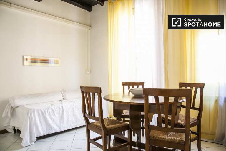 Charming 1-bedroom apartment for rent in Centro Storico
