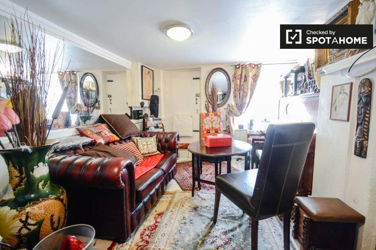 Haus mit 2 Schlafzimmern in Hampstead, London zu vermieten