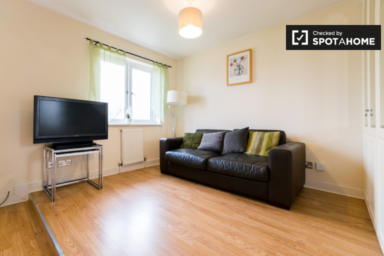 Spacious 1-bedroom flat for rent in East India, Zone 2