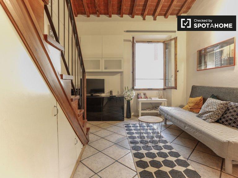 Studio for rent in San Ambrogio D'Azeglio, Florence