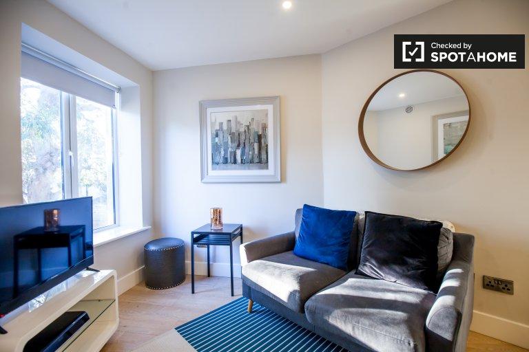 Appartement 1 chambre chic à louer à Ballsbridge, Dublin