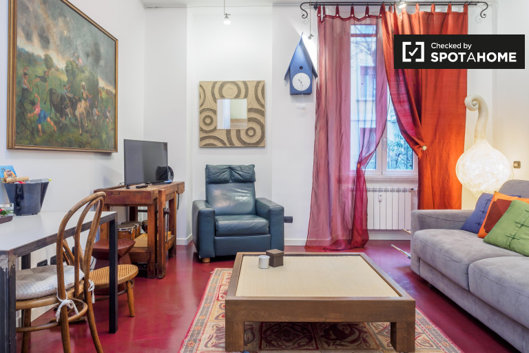 appartamento con terrazzo in affitto a Maggiolina, Milano