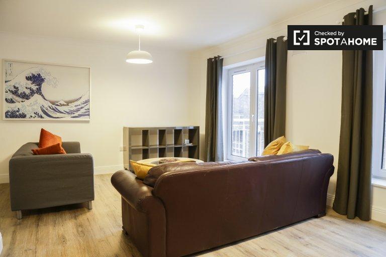 Duże 3-pokojowe mieszkanie do wynajęcia w The Liberties w Dublinie
