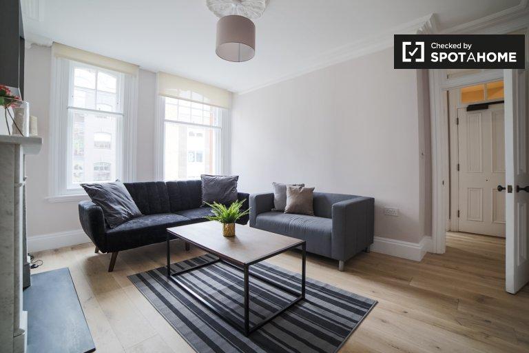 1-pokojowe mieszkanie do wynajęcia w Islington, Londyn