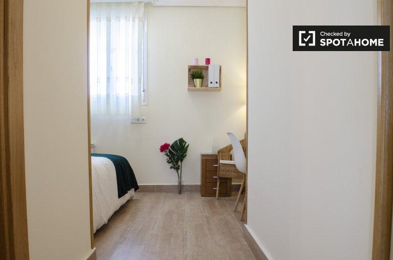 15-pokojowa rezydencja do wynajęcia w Atocha w Madrycie
