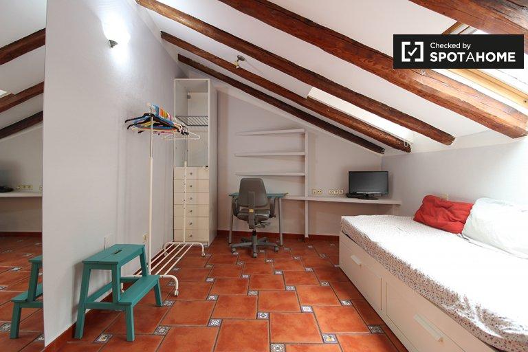 Accogliente monolocale in affitto in Centro, Madrid