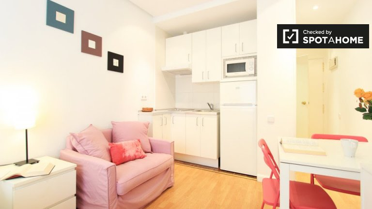 Einzimmerwohnung zur Miete in Salamanca, Madrid