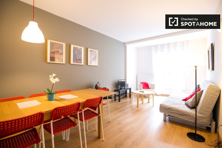 Stylish 2-bedroom apartment for rent in Sestao