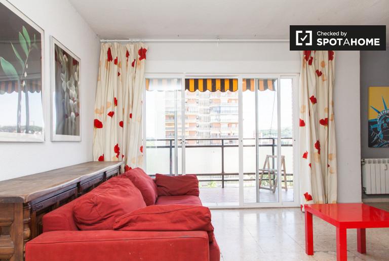 Apartamento de 4 quartos para alugar em Madrid