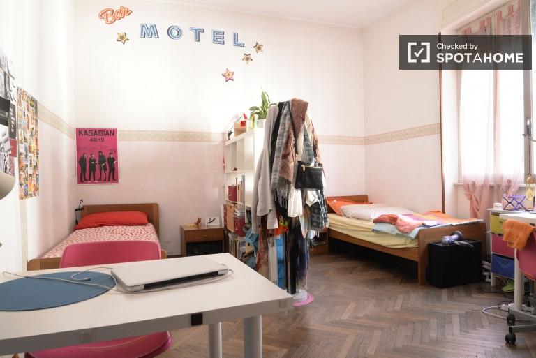 Bedroom 3- shared room