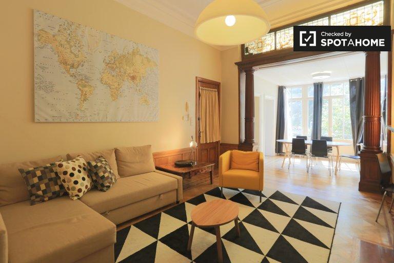 appartement 1 chambre à louer à Etterbeek, Bruxelles