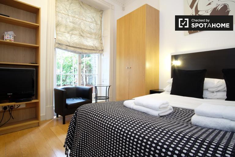 Studio avec balcon à louer à St. Pancras