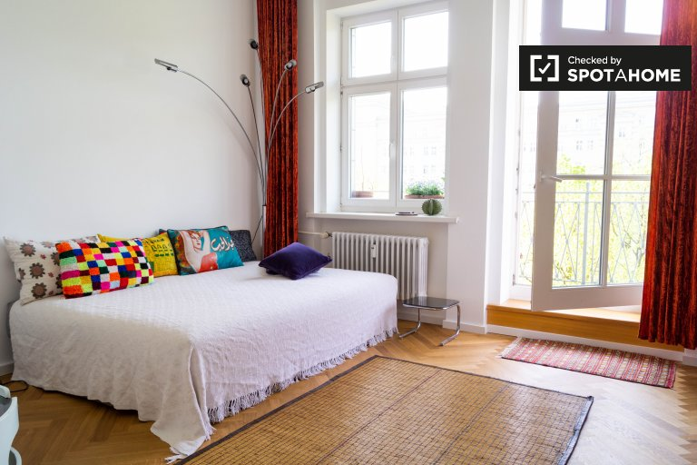 Gorgeous room for rent in Friedrichshain, Berlin